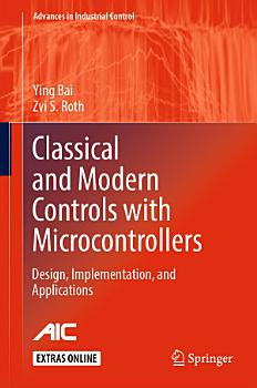 Classical and Modern Controls with Microcontrollers PDF