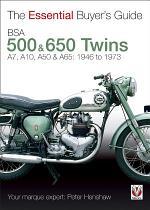 BSA 500 & 650 Twins