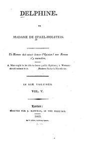 Delphine: Volume 5