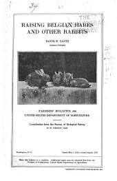 Raising Belgian Hares and Other Rabbits