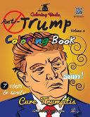 The Anti trump Coloring Book