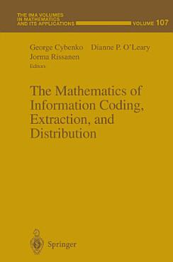 The Mathematics of Information Coding  Extraction and Distribution PDF