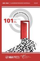 101 Careers in Mathematics PDF