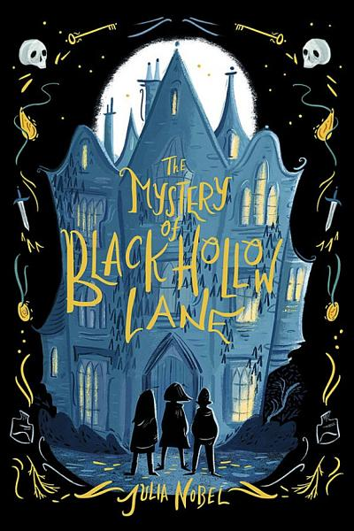 Download The Mystery of Black Hollow Lane Book