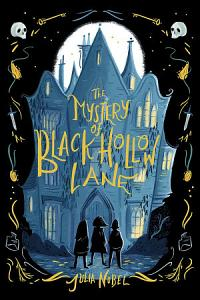 The Mystery of Black Hollow Lane Book