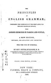 Principles of English Grammar ...