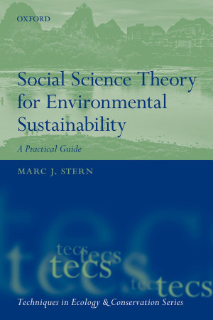 Social Science Theory for Environmental Sustainability PDF