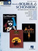 Musicals of Boublil   Sch  nberg PDF