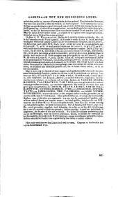 Groot algemeen woorden-boek, zo historisch, geografisch, genealogisch, als oordeelkundig; behelzenden het voornaamste dat vervat is in de woorden-boeken van Morery, Bayle, Buddeus, enz: Volume 10