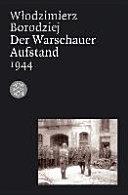Der Warschauer Aufstand 1944 PDF