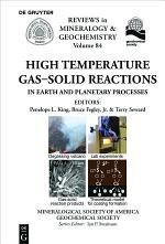 High Temperature Gas-Solid Reactions in Earth and Planetary Processes