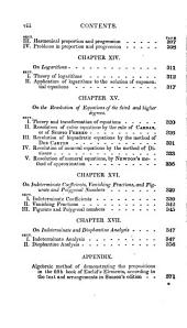 An Elementary Treatise on Algebra, Theoretical and Practical: Adapted to the Instruction of Youth in Schools and Colleges