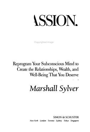 Passion  Profit   Power PDF