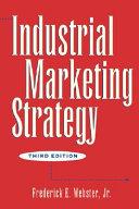 Industrial Marketing Strategy PDF