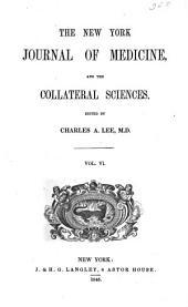 New York journal of medicine: Volume 6