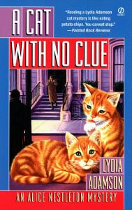 A Cat With no Clue Book