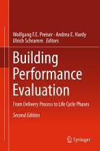 Building Performance Evaluation PDF