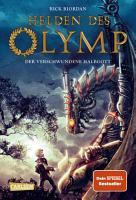 Helden des Olymp 1  Der verschwundene Halbgott PDF