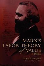 Marx's Labor Theory of Value