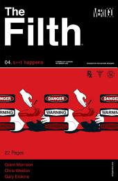 The Filth (2002-) #4