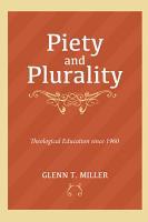 Piety and Plurality PDF