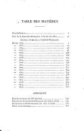 Journal intime de la Comédie française (1852-1871)