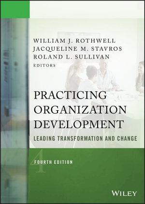 Practicing Organization Development PDF