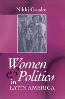 Women and Politics in Latin America PDF
