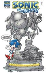 Sonic the Hedgehog #63