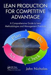Lean Production For Competitive Advantage Book PDF