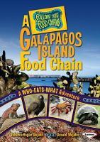 A Gal  pagos Island Food Chain PDF