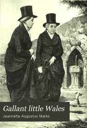 Gallant Little Wales: Sketches of Its People, Places and Customs