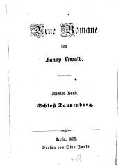 Neue Romane von Fanny Lewald: Band 2