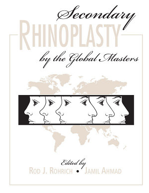 Secondary Rhinoplasty by the Global Masters