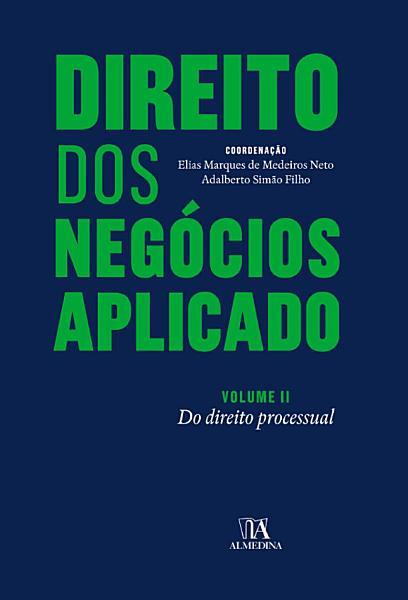 Direito Dos Negocios Aplicado Volume Ii