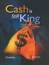Cash Is Still King