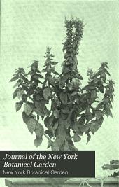 Journal of the New York Botanical Garden: Volumes 6-7