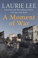 A Moment of War PDF