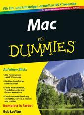 Mac für Dummies: Ausgabe 9