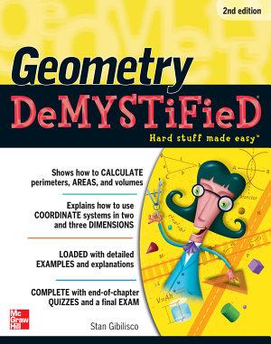Geometry DeMYSTiFieD  2nd Edition PDF