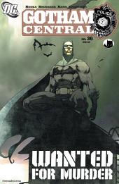 Gotham Central (2002-) #36