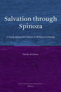 Salvation Through Spinoza PDF