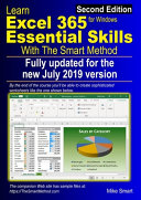 Learn Excel 365 Essential Skills with The Smart Method PDF