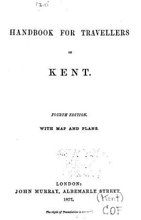 Handbook for Travellers in Kent     PDF