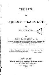 The Life of Bishop Claggett of Maryland