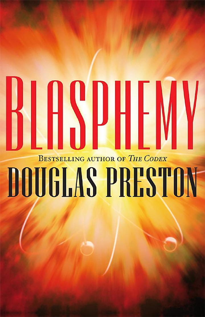 Blasphemy: A Wyman Ford Novel 1