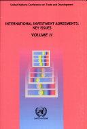 International Investment Agreements  Key Issues PDF