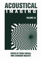 Acoustical Imaging PDF