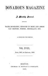Donahoe's Magazine: Volume 18