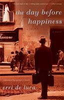 The Day Before Happiness PDF